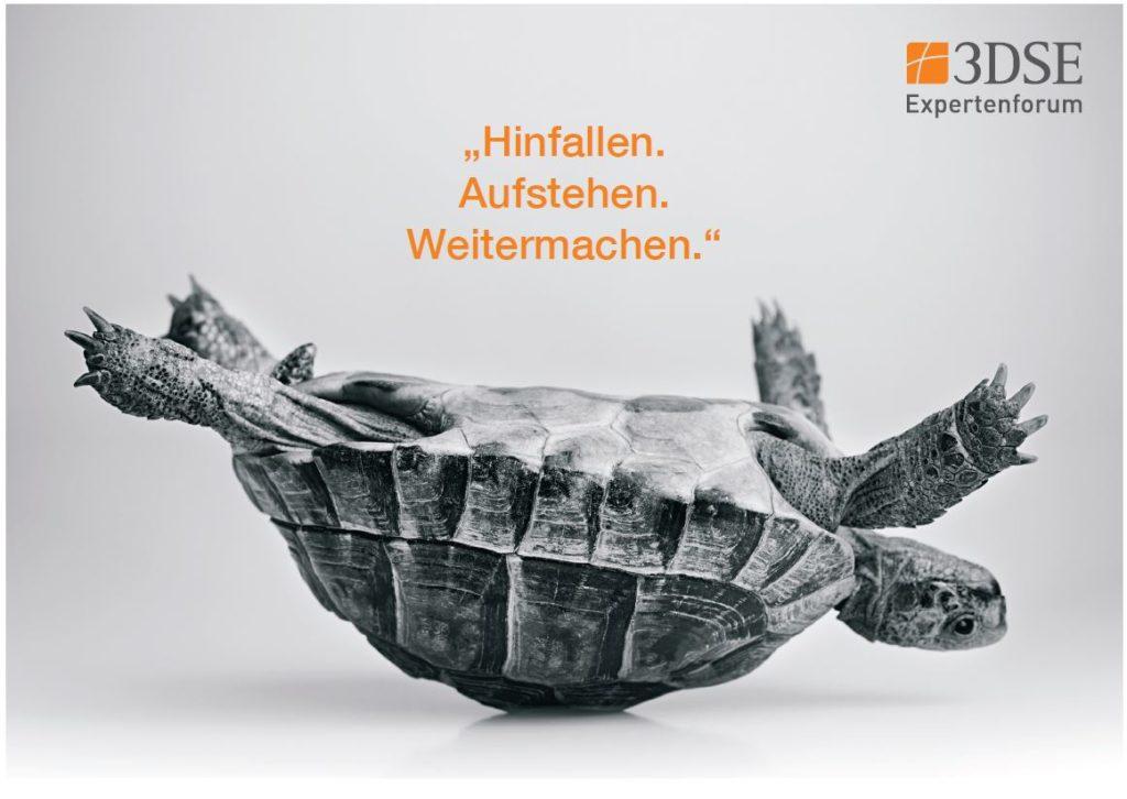 """Summary Card zum Expertenforum 2017 """"Wie gelingt die agile Transformation?"""""""