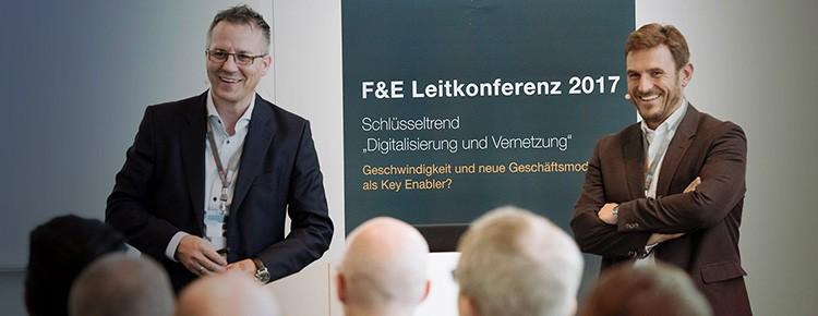 F&E Leitkonferenz