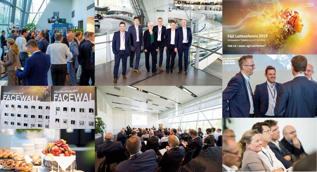 Impressionen der F&E Leitkonferenz 2019