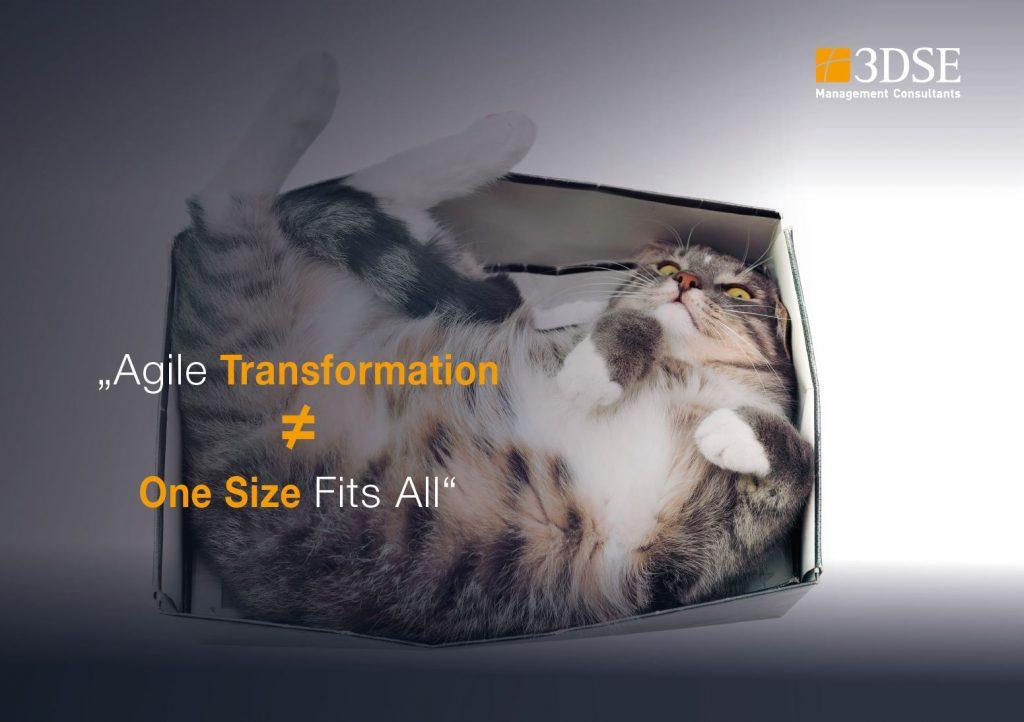 Summary Card Expertenforum Agile Transformation der F&E