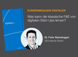 Podcast Dr. Felix Reinshagen