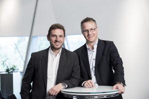 Stefan Wenzel und Armin Schulz beim Experteninterview 2017