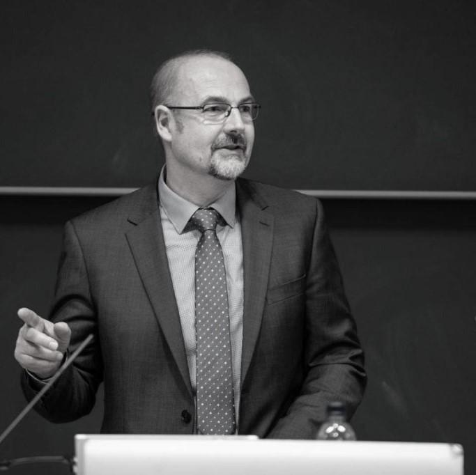 Dr. Udo Scheff, Speaker 3DSE R&D Management Conference 2021